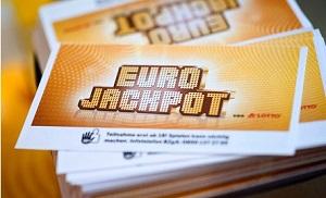 Spēlēt EuroJackpot
